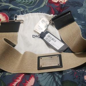 Dolce& Gabbana belt